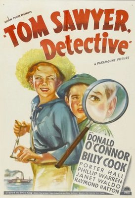 Tom Sawyer, Detective movie poster (1938) poster MOV_2583a418