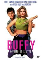 Buffy The Vampire Slayer movie poster (1992) picture MOV_98cb7829