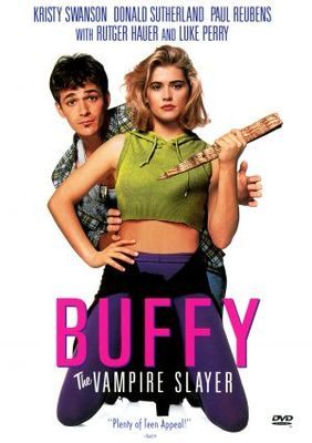 Buffy The Vampire Slayer movie poster (1992) poster MOV_2591c0af