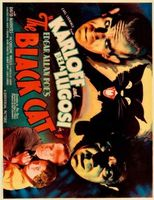 The Black Cat movie poster (1934) picture MOV_259b88d2