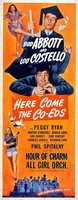 Here Come the Co-eds movie poster (1945) picture MOV_259e59e7