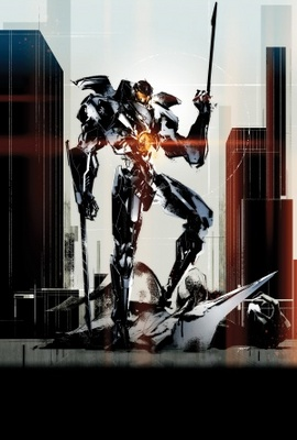 Pacific Rim movie poster (2013) poster MOV_259fcc53