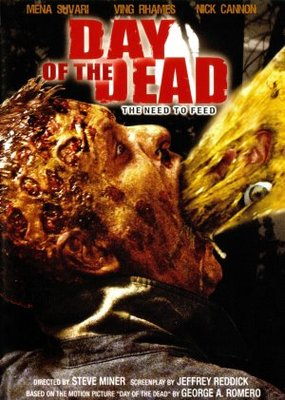 Day of the Dead movie poster (2007) poster MOV_25a01c0a