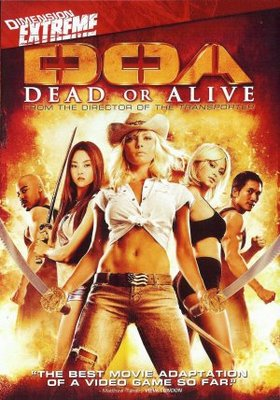 Dead Or Alive movie poster (2006) poster MOV_25af696a