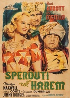 Lost in a Harem movie poster (1944) picture MOV_25b05e07