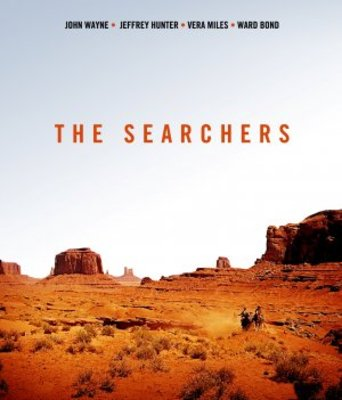 The Searchers movie poster (1956) poster MOV_25b1030e