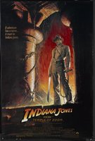 Indiana Jones and the Temple of Doom movie poster (1984) picture MOV_25b129a4