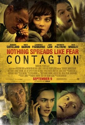 Contagion movie poster (2011) poster MOV_25b4944a