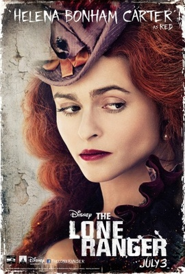The Lone Ranger movie poster (2013) poster MOV_25b87e7f