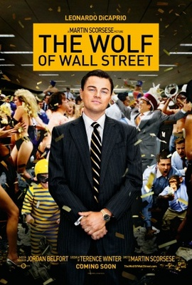 The Wolf of Wall Street movie poster (2013) poster MOV_25b8b097