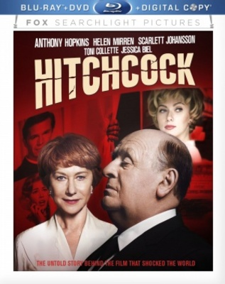 Hitchcock movie poster (2012) poster MOV_25b9594d