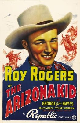The Arizona Kid movie poster (1939) poster MOV_25b9d7ff