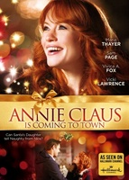 Annie Claus is Coming to Town movie poster (2011) picture MOV_25c01401