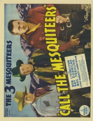 Call the Mesquiteers movie poster (1938) poster MOV_25c1846f