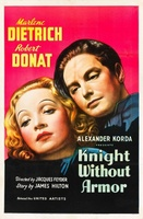 Knight Without Armour movie poster (1937) picture MOV_25c45b5b