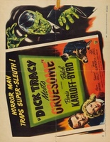 Dick Tracy Meets Gruesome movie poster (1947) picture MOV_25d55740