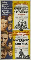 Gunfight at the O.K. Corral movie poster (1957) picture MOV_25e138f9