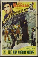 Mystery Mountain movie poster (1934) picture MOV_25e3d80c