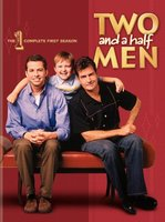 Two and a Half Men movie poster (2003) picture MOV_25e4f0be