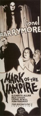 Mark of the Vampire movie poster (1935) poster MOV_25e52284