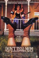 Don't Tell Mom the Babysitter's Dead movie poster (1991) picture MOV_25ebbc77