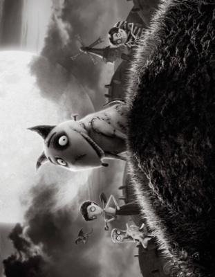 Frankenweenie movie poster (2012) poster MOV_25ece87f