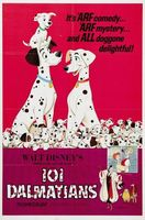 One Hundred and One Dalmatians movie poster (1961) picture MOV_25f1d3c0
