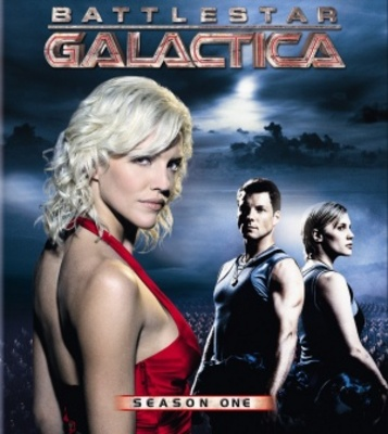 Battlestar Galactica movie poster (2004) poster MOV_26040071