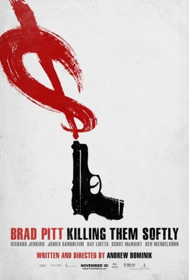 Killing Them Softly movie poster (2012) poster MOV_2608a0d9
