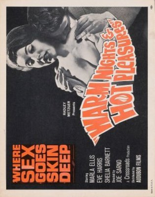 Warm Nights and Hot Pleasures movie poster (1964) poster MOV_2608ffb1