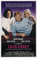 Legal Eagles movie poster (1986) picture MOV_26099ed5