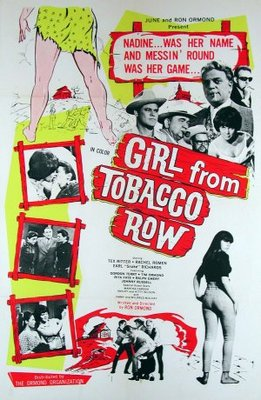 The Girl from Tobacco Row movie poster (1966) poster MOV_260e2be8