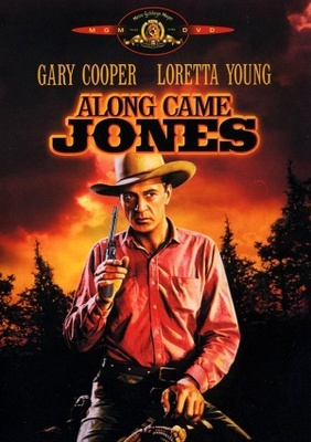 Along Came Jones movie poster (1945) poster MOV_26179d05