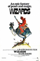Wizards movie poster (1977) picture MOV_261826bb