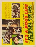 It's a Dog's Life movie poster (1955) picture MOV_261d9dcb
