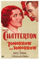 Tomorrow and Tomorrow movie poster (1932) picture MOV_261fbdd9