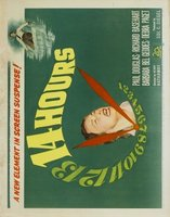 Fourteen Hours movie poster (1951) picture MOV_2623cfbf