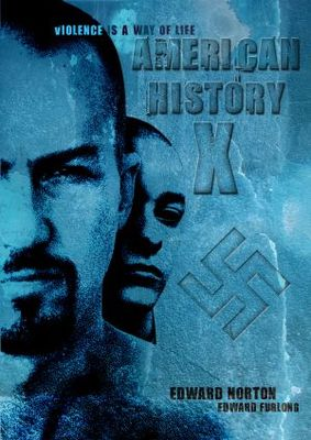 American History X movie poster (1998) poster MOV_2629ecfd