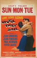 Until They Sail movie poster (1957) picture MOV_0e9b766e