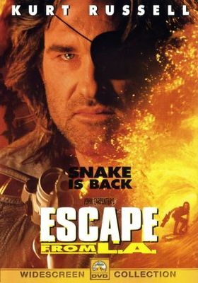 Escape From Los Angeles movie poster (1996) poster MOV_26341d4a