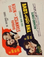 The Other Love movie poster (1947) picture MOV_2642e6ca