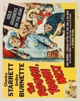 The Rough, Tough West movie poster (1952) picture MOV_26446bef