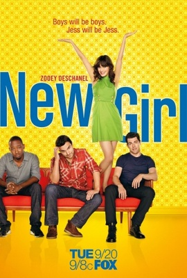 New Girl movie poster (2011) poster MOV_2646fcdb