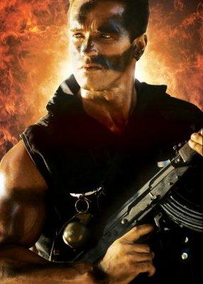 Commando movie poster (1985) poster MOV_265b2cee