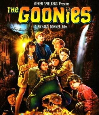 The Goonies movie poster (1985) poster MOV_265c4251