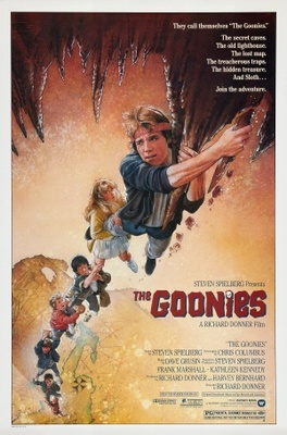 The Goonies movie poster (1985) poster MOV_265e4edd