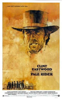 Pale Rider movie poster (1985) poster MOV_2663802f