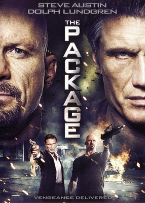The Package movie poster (2012) poster MOV_266b5525