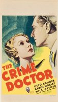 The Crime Doctor movie poster (1934) picture MOV_266c73c4