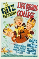 Life Begins in College movie poster (1937) picture MOV_2677465e
